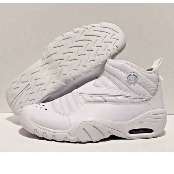 ede5d0ee4ed4 Nike Air Shake Ndestrukt White Dennis Rodman